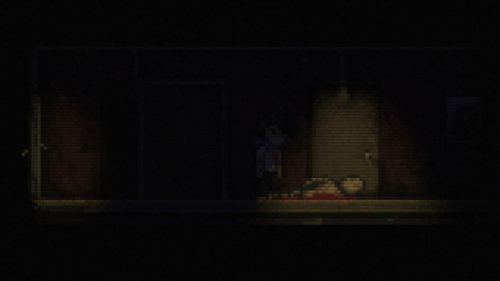 Lone Survivor Review: The Legend of Sleepy Cat