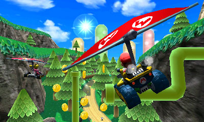 Mario Kart 7 Review: Rubber Band Man is Back