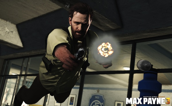 Max Payne 3 Video Reflex Review: The Only Way He Knows How