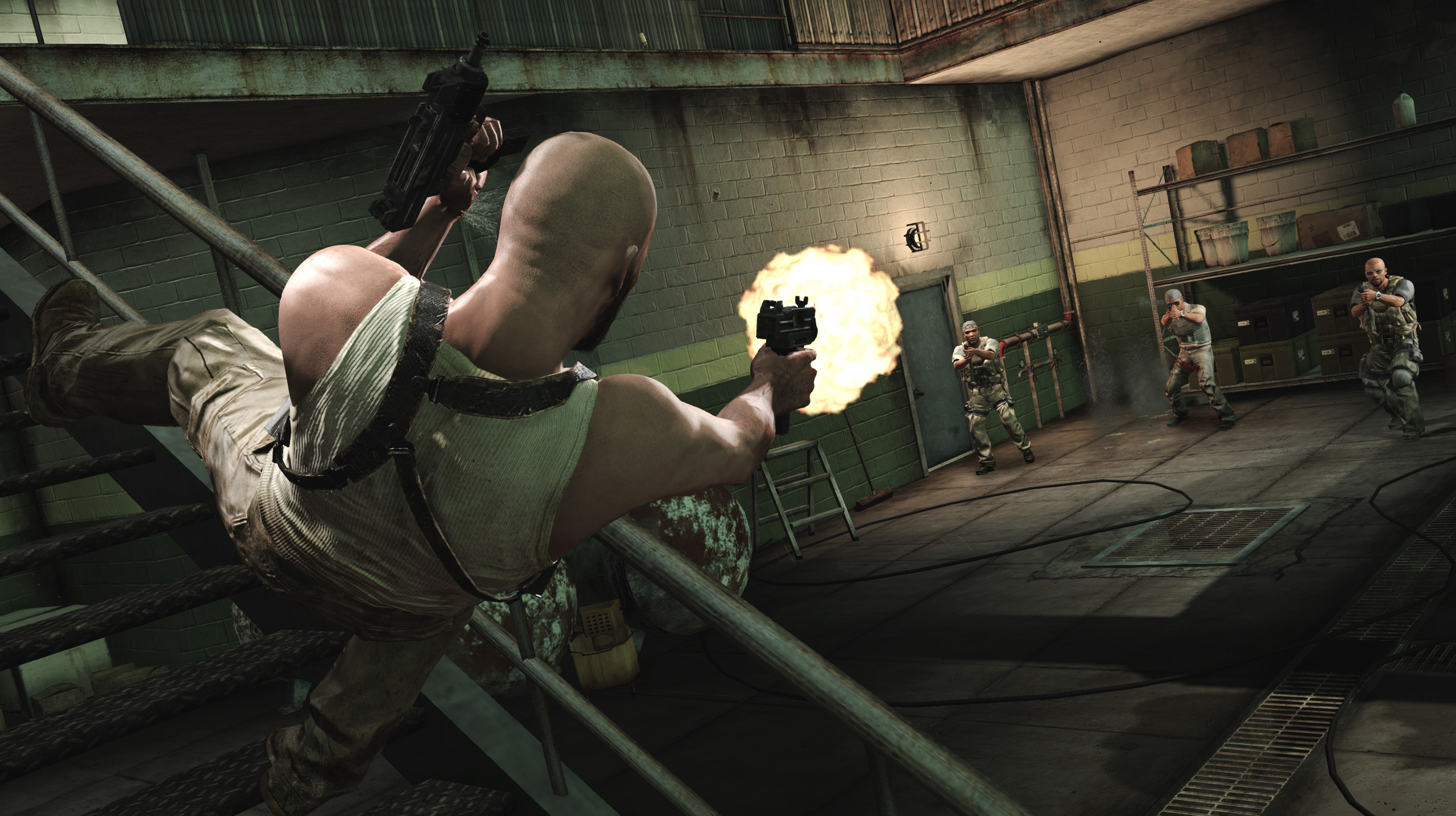 Max Payne 3 Review: Another Day, Another Bullet