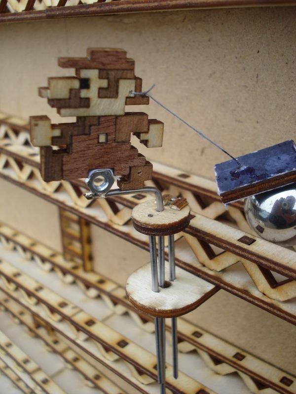 Hey! Watch! Mechanical Donkey Kong V1