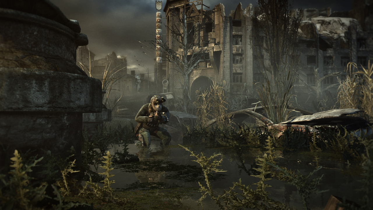 4A Games Rethinks Its Multiplayer Aspirations for Metro: Last Light