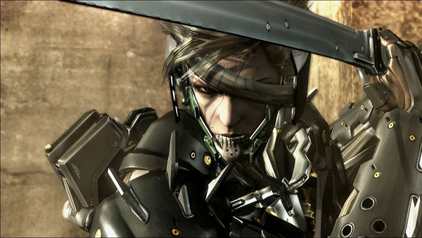 Metal Gear Rising: Revengeance Demo Game Curious Video: Satisfying Slicing