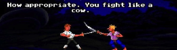 Hey! Play! The Best Part of Monkey Island – Insult Swordfighting in a Browser