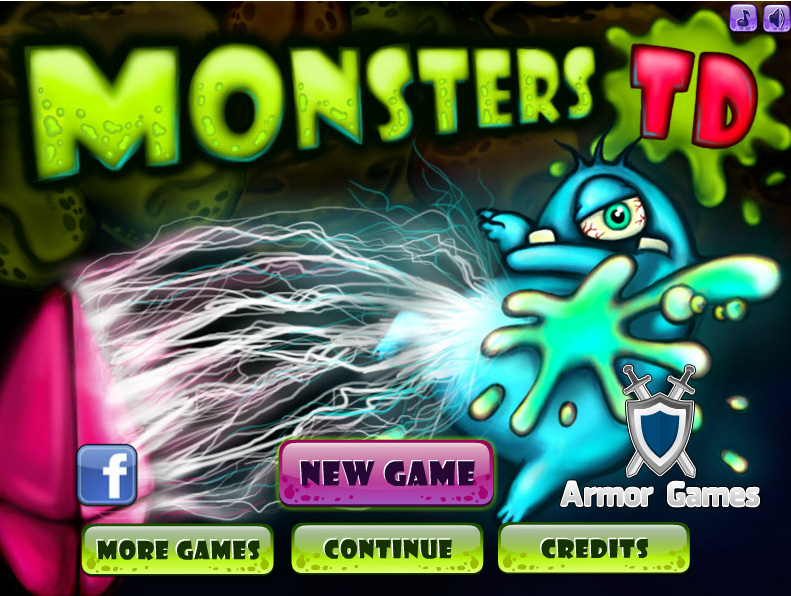 Cheap and Dirty Gamer: Monsters TD Must Stand for Tragic Destruction