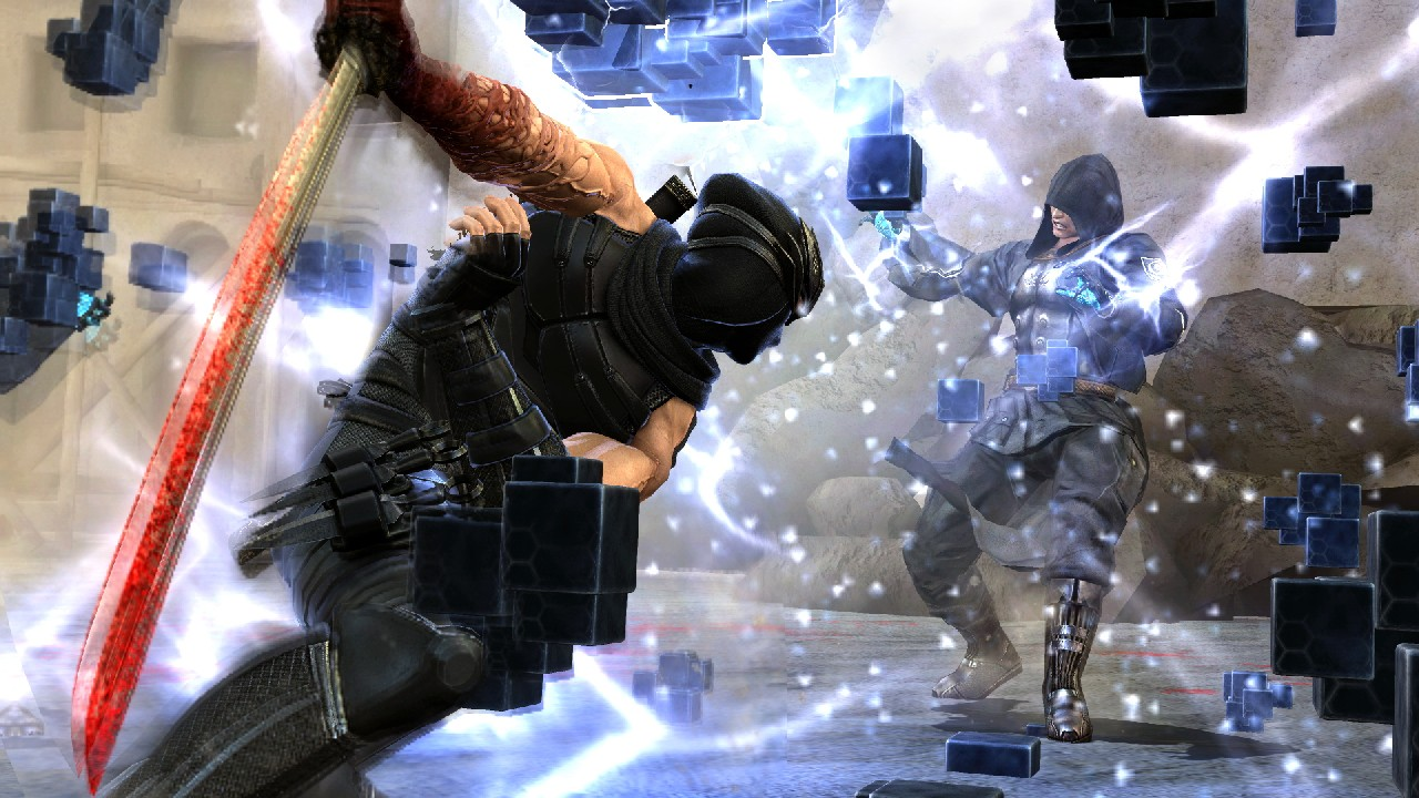Ninja Gaiden 3 Review: Wax On, Wax Off