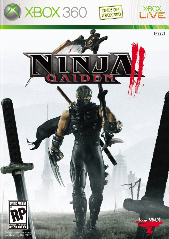 Yaiba is Ninja Gaiden Meets Night of The Living Dead