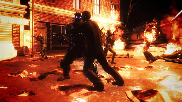 Resident Evil: Operation Raccoon City Review: A Sloppy Good Time