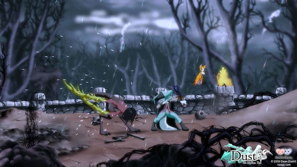 Dust: An Elysian Tail Launch Trailer is Winning Summer of Arcade