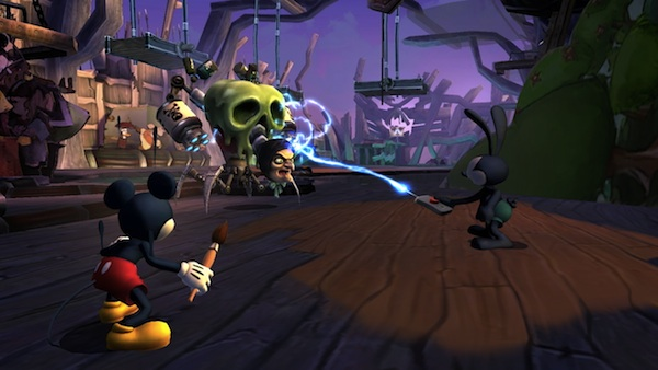 Disney Epic Mickey 2: The Power of Two Trailer Renews the Promise