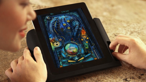 Hey! Buy! Pinball Duo Accessory Adds Plunger and Flipper Control to iPad