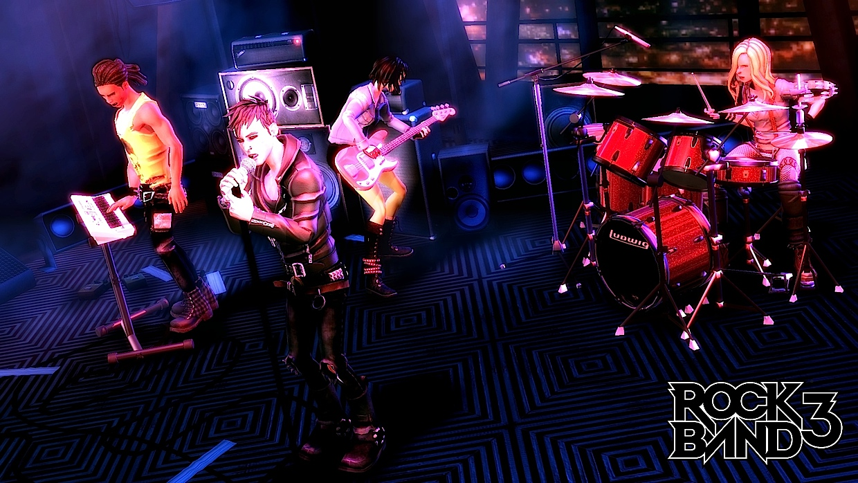 After 275 Straight Weeks Rock Band DLC's Setlist Ends