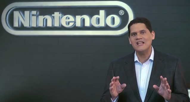 Nintendo and Reggie Keep It Direct