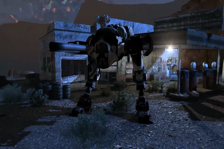 Reign of Thunder from MechAssault Developer Gives Hope for Dwindling Mech Population