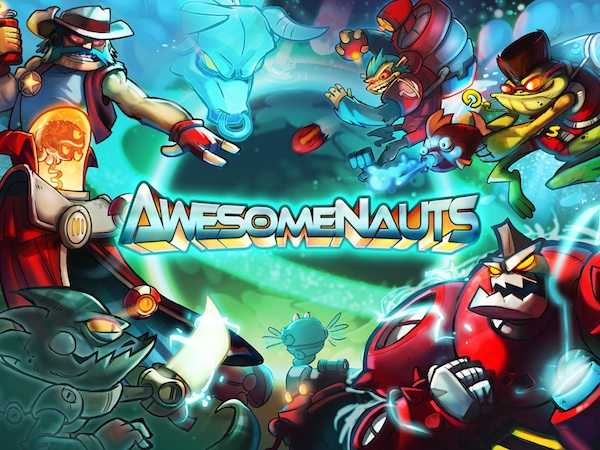 Awesomenauts Video Reflex Review: Saturday Morning MOBA for Everyone