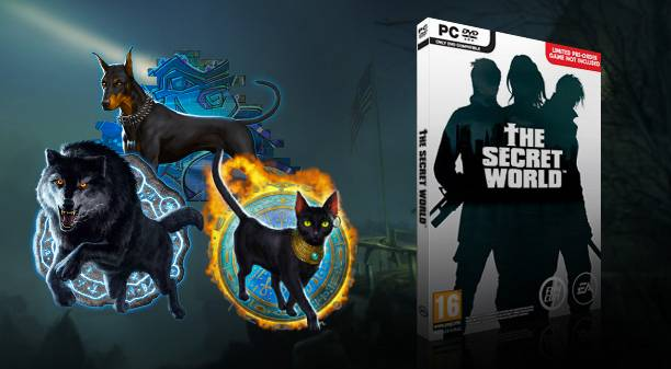 The Secret World Shows Off Preorder Package, Beta Access and Angry Pets