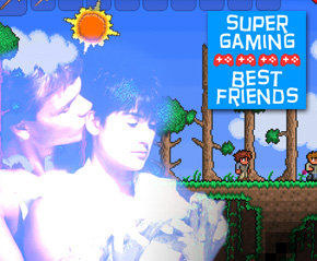 Give Me Your Hands – Super Gaming Best Friends #102