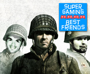 Heroes from Two Sides – Super Gaming Best Friends #108