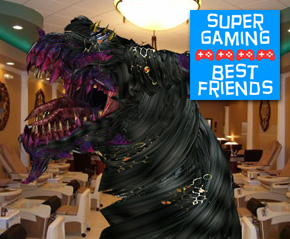 Manis, Pedis, and Demons – Super Gaming Best Friends #109