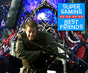 They Like to Watch – Super Gaming Best Friends #110