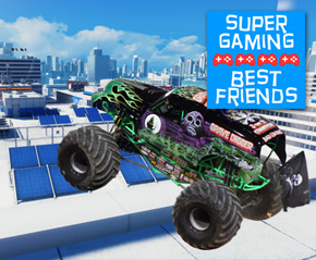 Hillbilly Parkour Fantasies – Super Gaming Best Friends #112