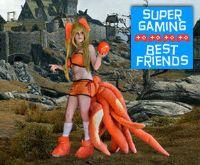 Drawing the Line at Tails – Super Gaming Best Friends #116