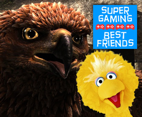 Bad Ass Birds – Super Gaming Best Friends #119