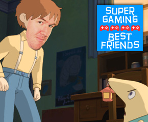 So Full of Whimsy – Super Gaming Best Friends Live #202