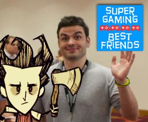 Don't Charm My Pants Off – Super Gaming Best Friends #203