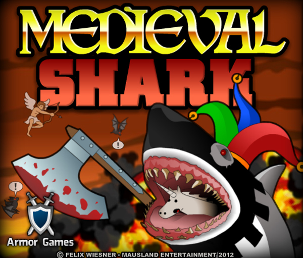 Cheap and Dirty Gamer: Medieval Shark Would Need More Than a Week