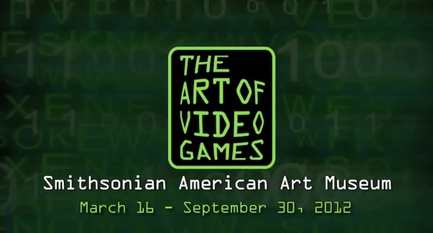 The Art of Video Games Exhibit at the Smithsonian is Now Open through September