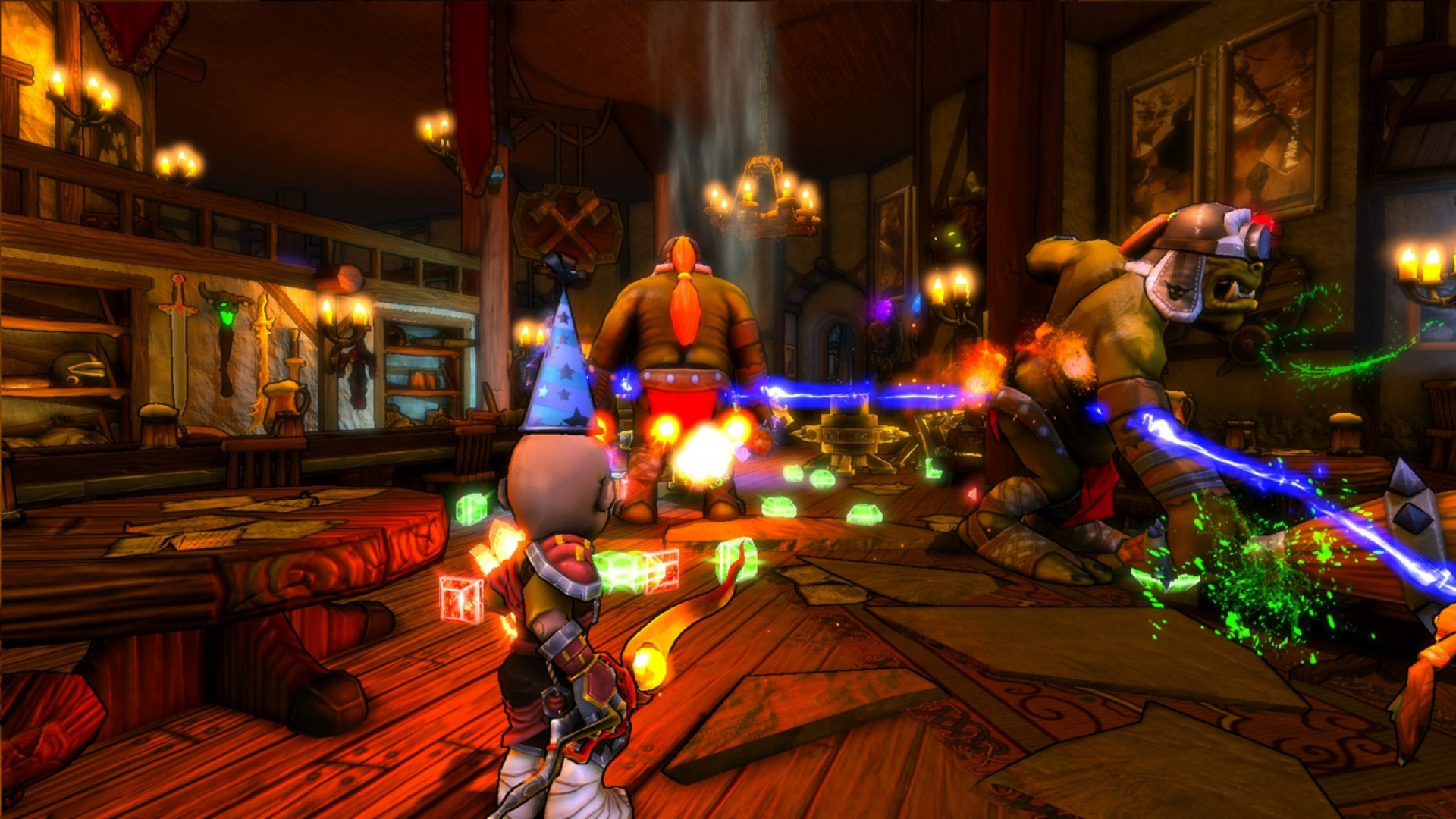 Dungeon Defenders Celebrates 1st Anniversary with DLC and Sales