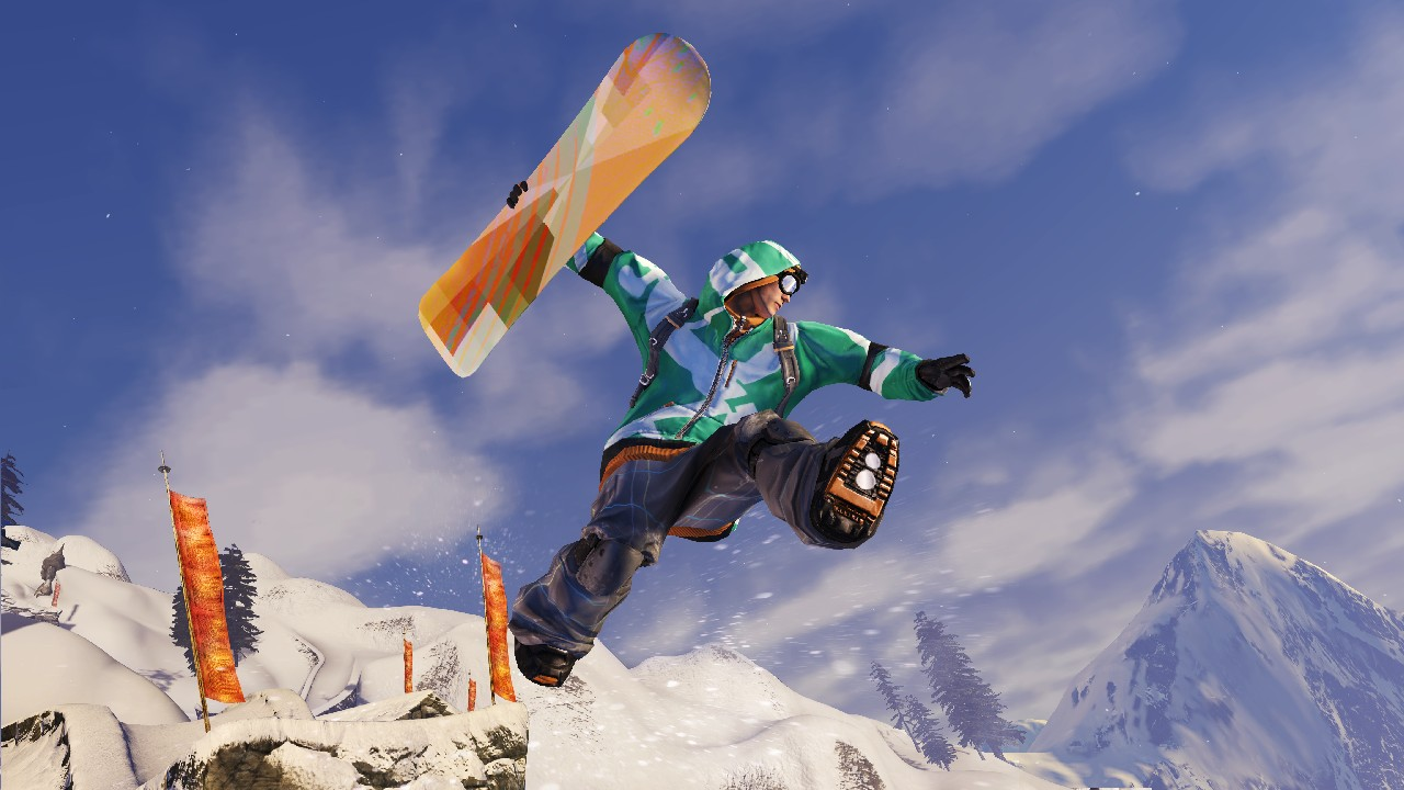 SSX Review: Weathering the Extreme