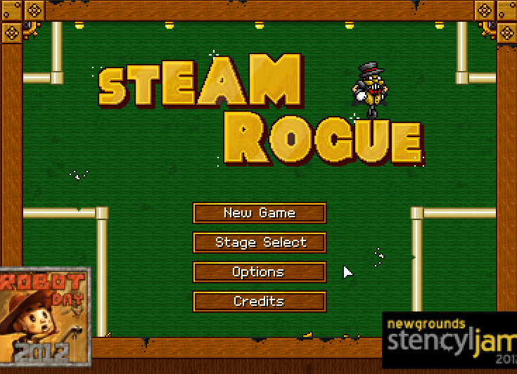 Cheap and Dirty Gamer: Steam Rogue is Charming for a Robot