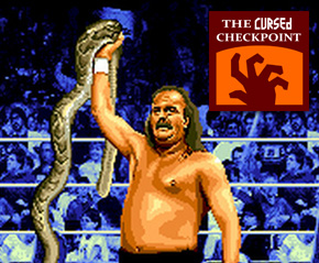 The Most Amazing Pro Wrestling Video Games Podcast Episode in the History of Sports Entertainment – The Cursed Checkpoint #111