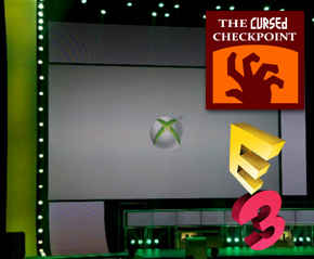 E3 12: Microsoft Press Conference – The Cursed Checkpoint #e312a