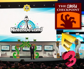 E3 12: Nintendo Press Conference – The Cursed Checkpoint #e312b