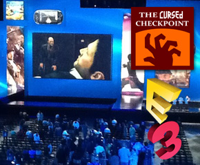 E3 12: Sony Press Conference – The Cursed Checkpoint #e312c