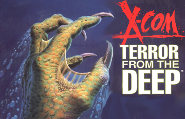 I Learned Something Today: X-COM: Terror from the Deep