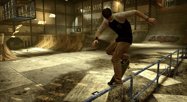 Release Dates Announced as Tony Hawk HD Kickflips Xbox Live Summer of Arcade 2012