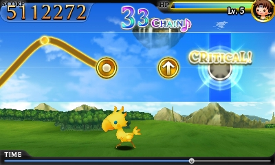 Theatrhythm Final Fantasy Review: Rock of Fantasies