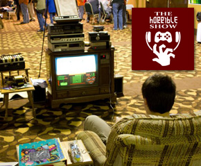 The Thing About Arcade Expos – The Horrible Show #305
