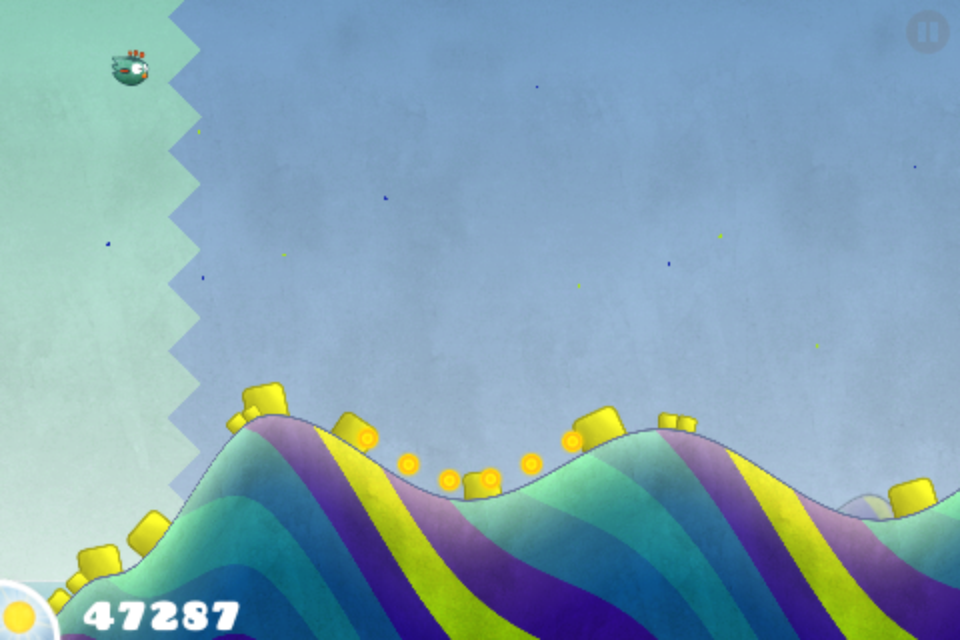 Tiny Wings Reflex Review: Flying High Even Though I Can't