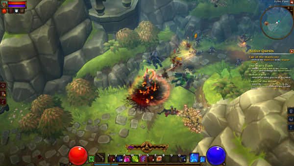Torchlight II Reflex Review: Skillful Tweaks
