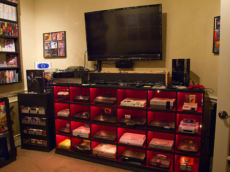 Gaming Lifestyle: Opening the Door to Retro Game Collecting
