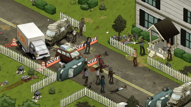 The Walking Dead Social Game Coming to Facebook