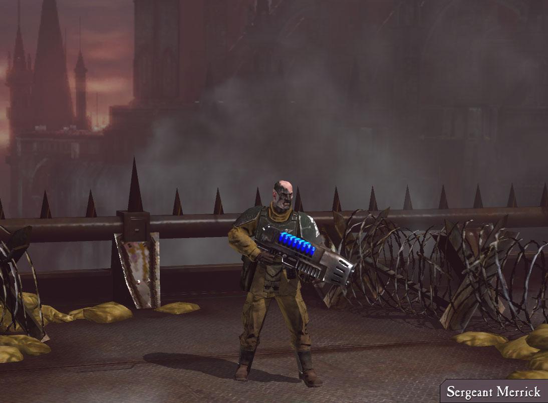 Warhammer 40K: Dark Millenium won't go MMO