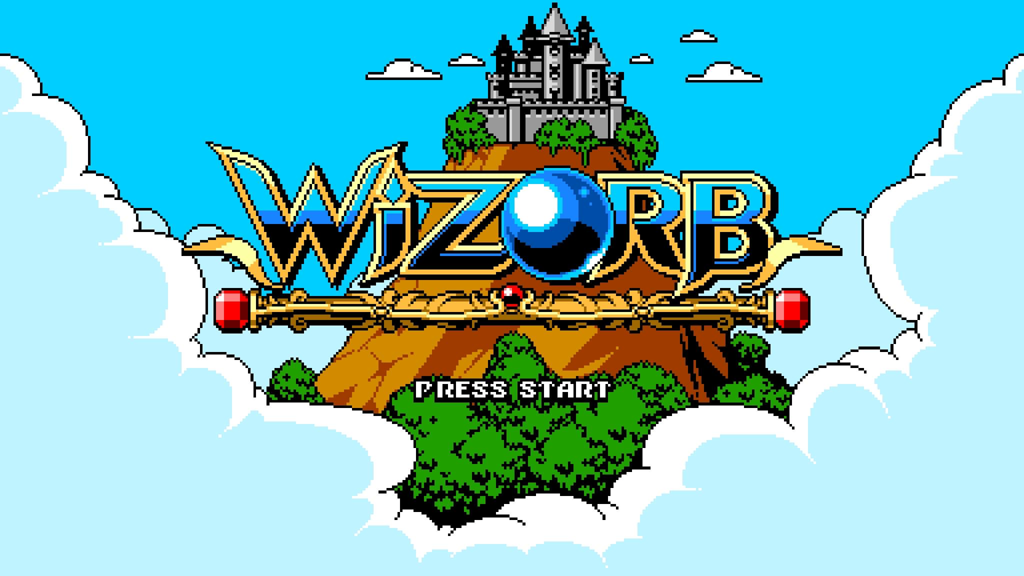 Cheap and Dirty Gamer: Wizorb Goes Balls Deep into Badass Territory