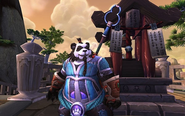 Mists of Pandaria Intro Cinematic Lives Up to WoW