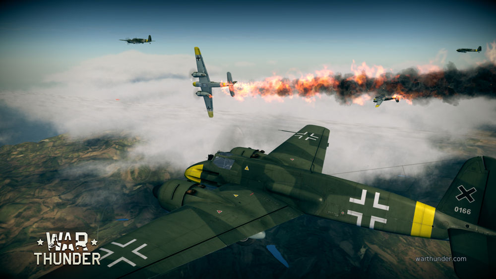 War Thunder Beta Impressions: Don't Underestimate These Skies or Those Trees